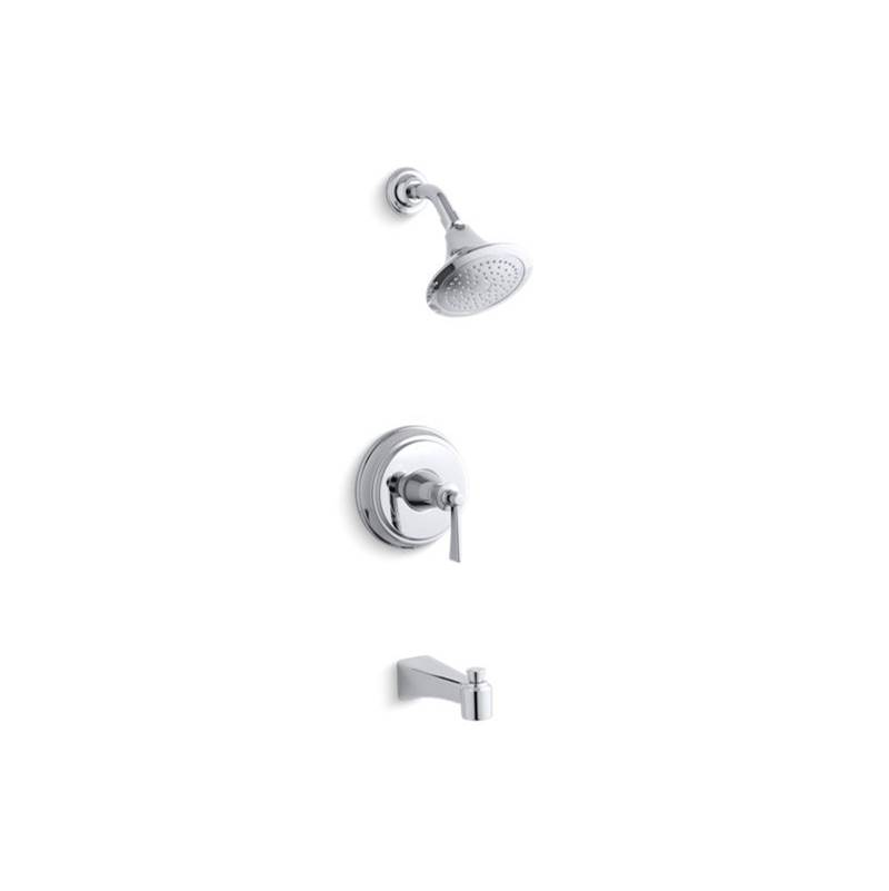 Kohler  Tub And Shower Faucets item TS11077-4E-CP