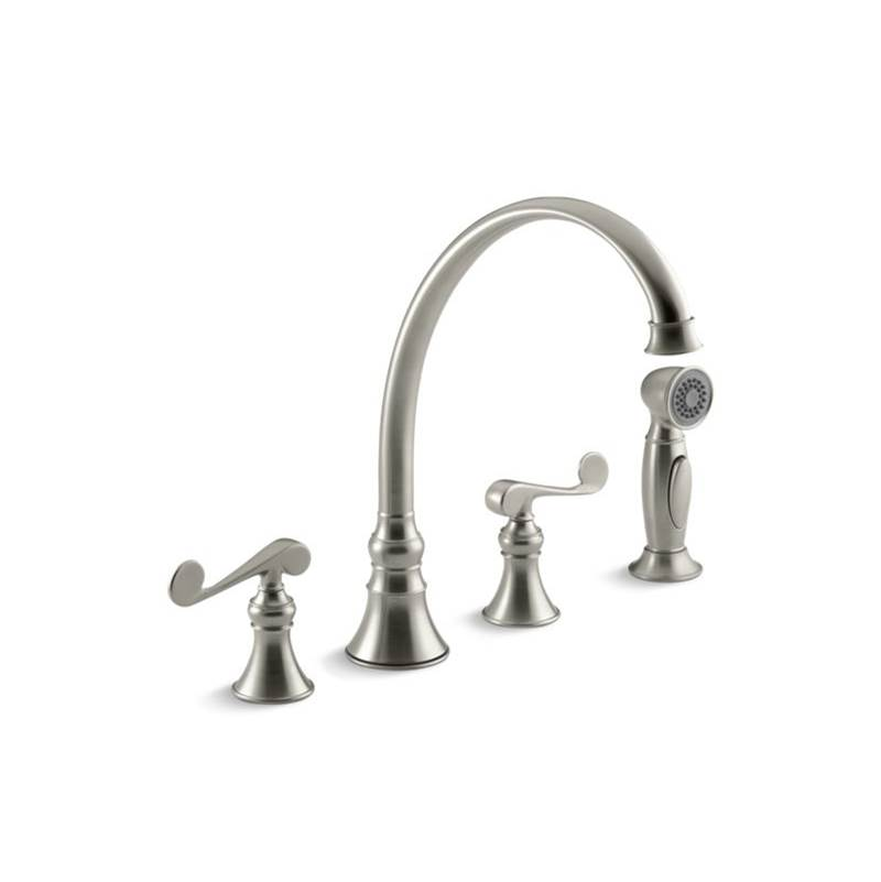Kohler Deck Mount Kitchen Faucets item 16109-4-BN