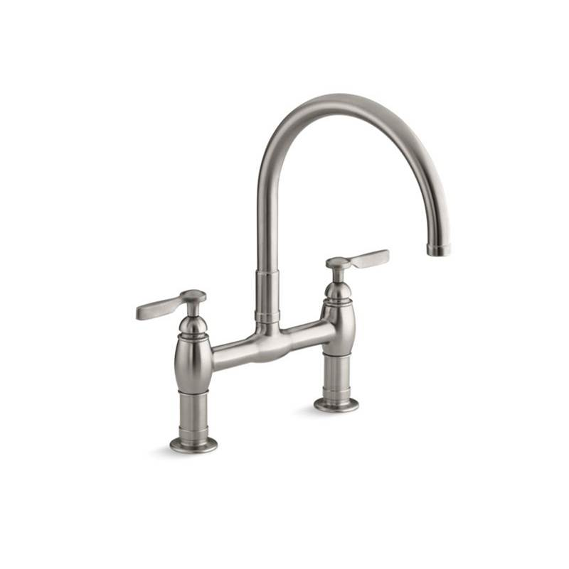 Kohler Bridge Kitchen Faucets item 6130-4-VS