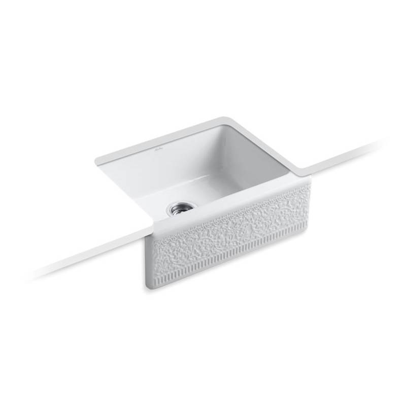 Kohler Undermount Kitchen Sinks item 14572-FC-0