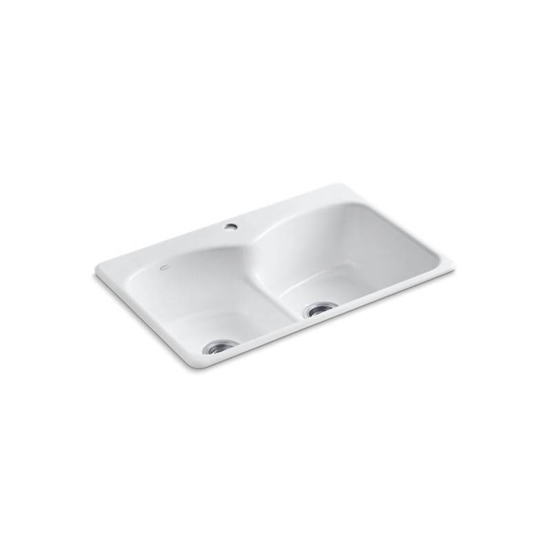 Kohler Drop In Kitchen Sinks item 6626-1-0
