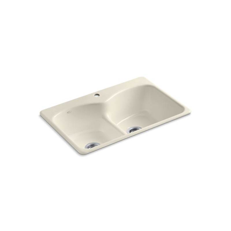 Kohler Drop In Kitchen Sinks item 6626-1-47