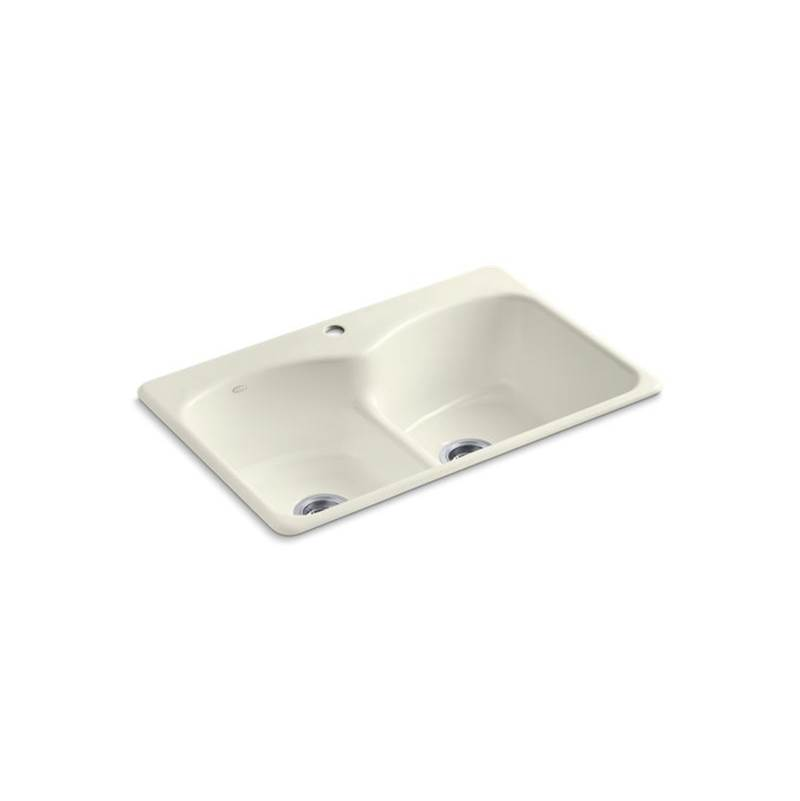 Kohler Drop In Kitchen Sinks item 6626-1-96