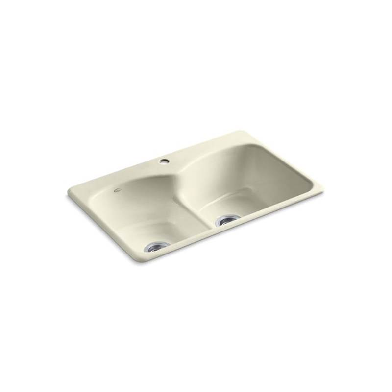 Kohler Drop In Kitchen Sinks item 6626-1-FD