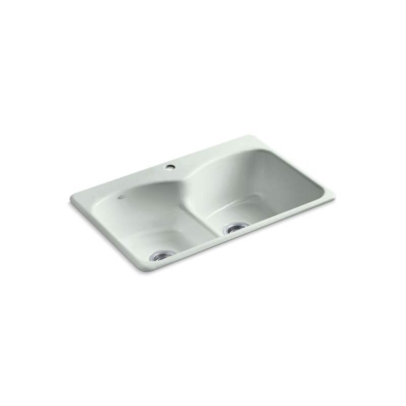 Kohler Drop In Kitchen Sinks item 6626-1-FF