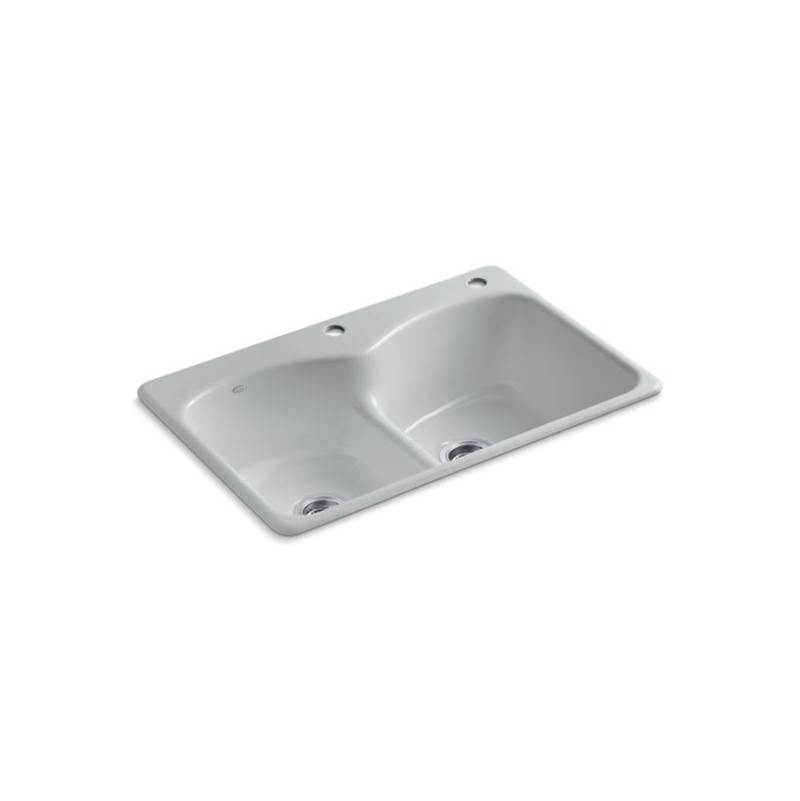 Kohler Drop In Kitchen Sinks item 6626-2-95
