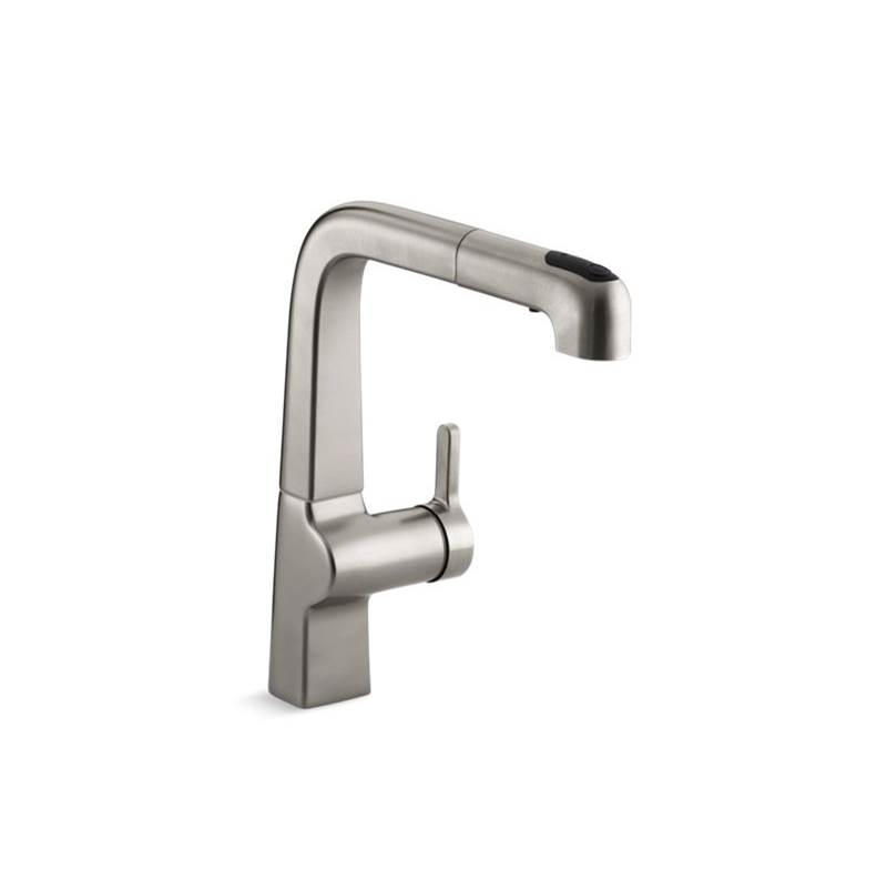 Kohler Single Hole Kitchen Faucets item 6331-VS