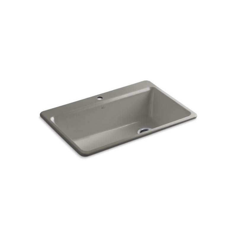 Kohler Drop In Kitchen Sinks item 5871-1A2-K4