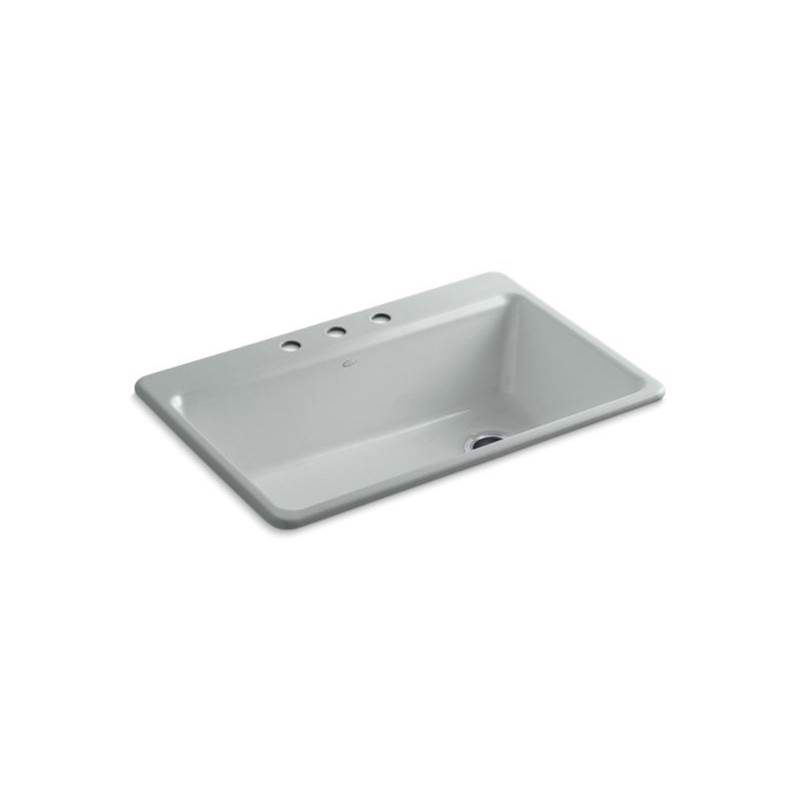 Kohler Drop In Kitchen Sinks item 5871-3A2-95