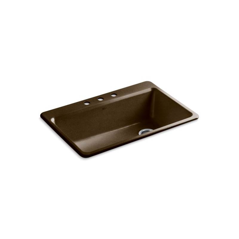 Kohler Drop In Kitchen Sinks item 5871-3A2-KA
