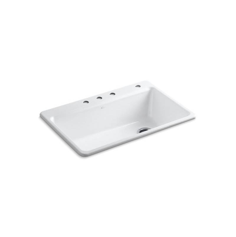 Kohler Drop In Kitchen Sinks item 5871-4A2-0