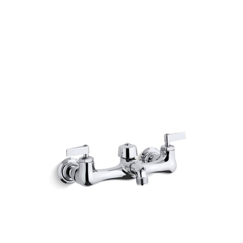 Kohler Wall Mount Laundry Sink Faucets item 8905-CP
