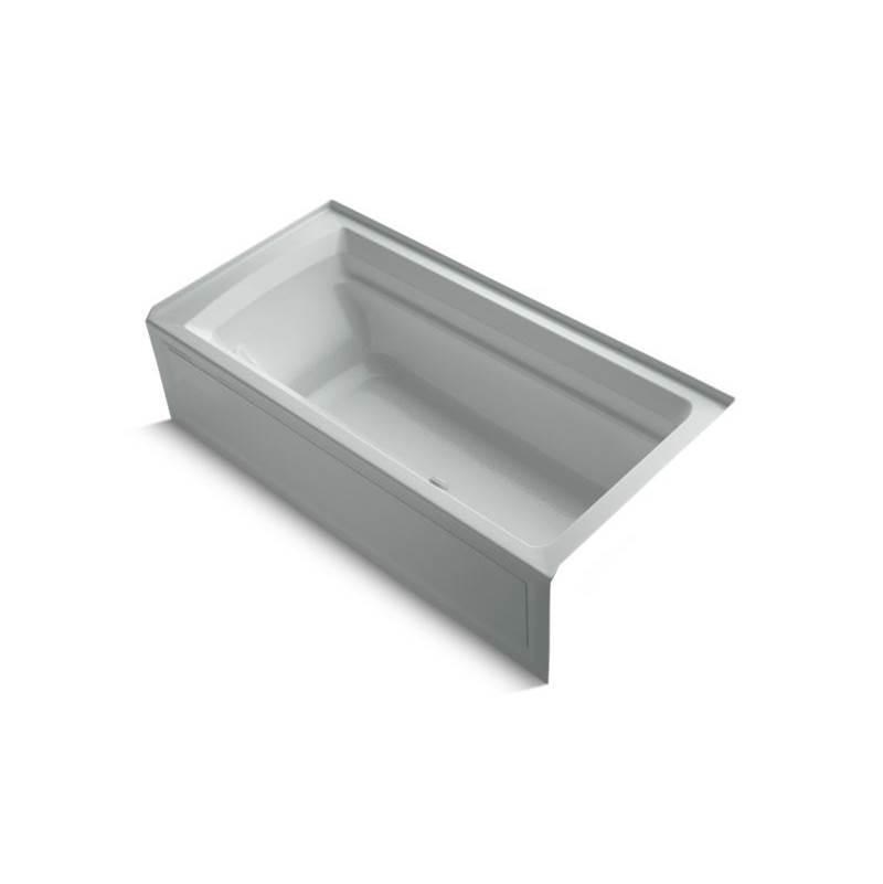 Kohler Three Wall Alcove Air Bathtubs item 1124-GRAW-95