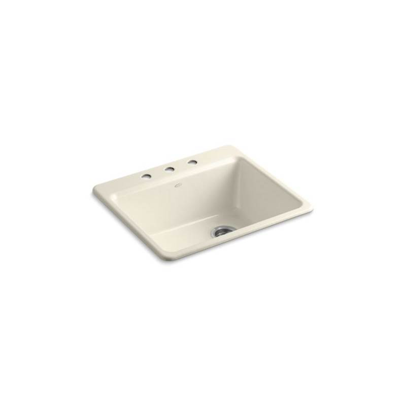 Kohler Drop In Kitchen Sinks item 5872-3A1-47