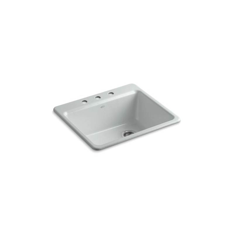 Kohler Drop In Kitchen Sinks item 5872-3A1-95