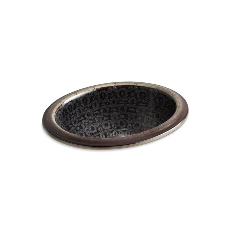 Kohler Drop In Bathroom Sinks item 14234-SP-G9
