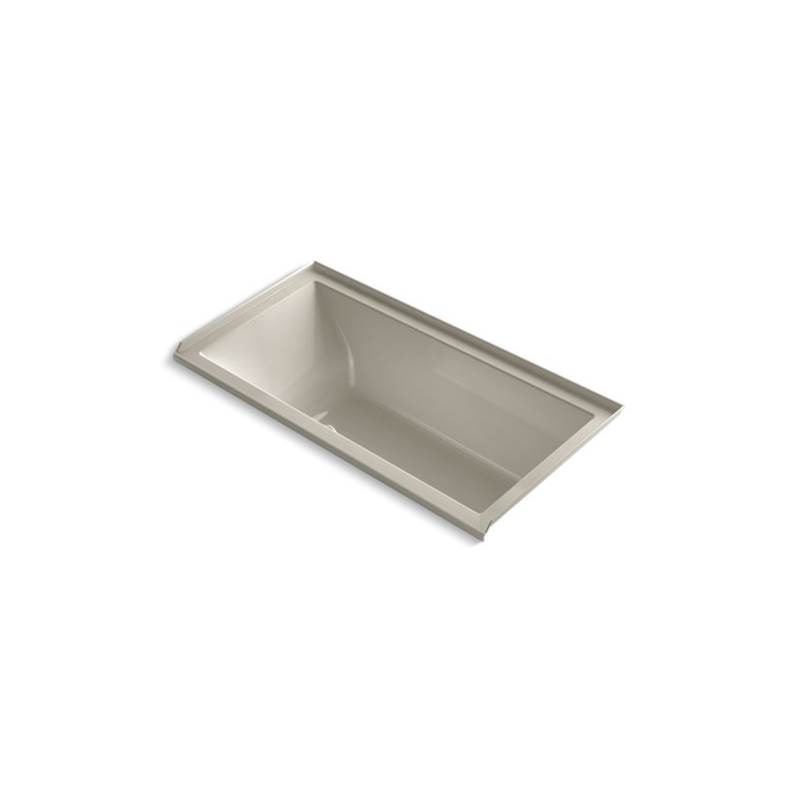 Kohler Three Wall Alcove Air Bathtubs item 1167-GRW-G9
