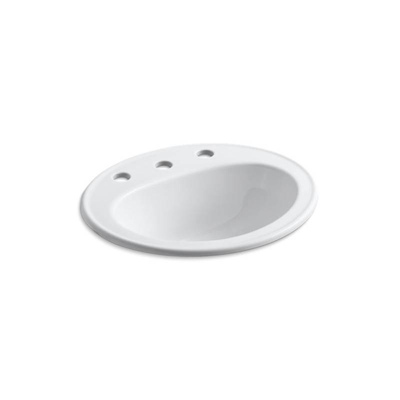 Kohler Drop In Bathroom Sinks item 2196-8-0