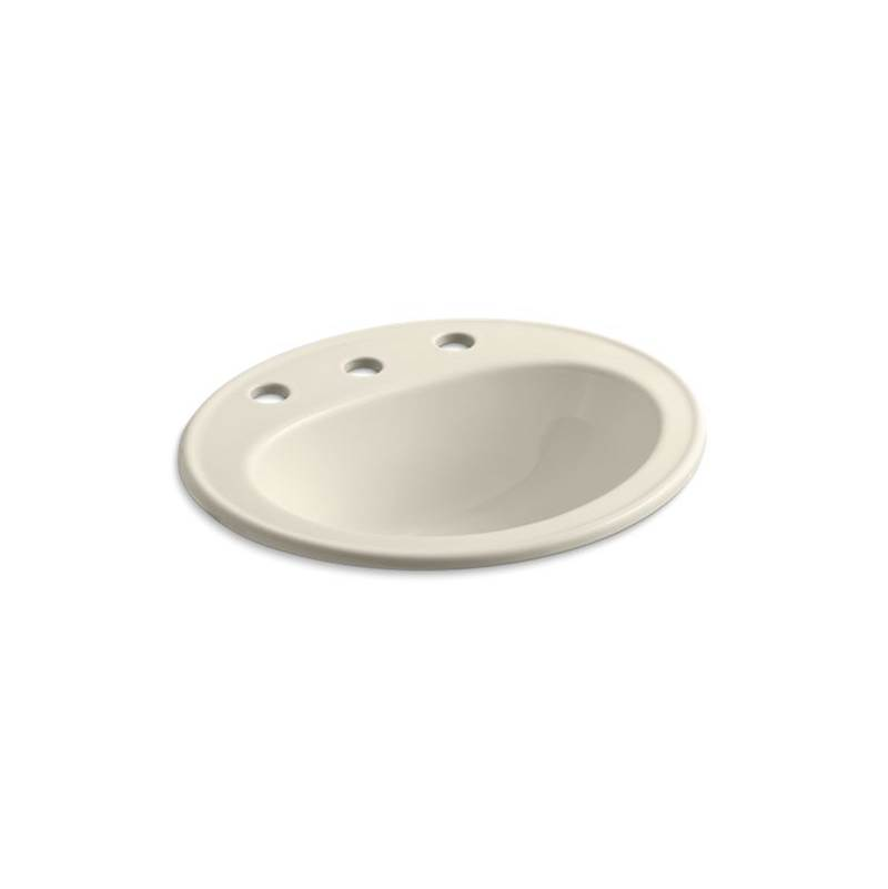 Kohler Drop In Bathroom Sinks item 2196-8-47