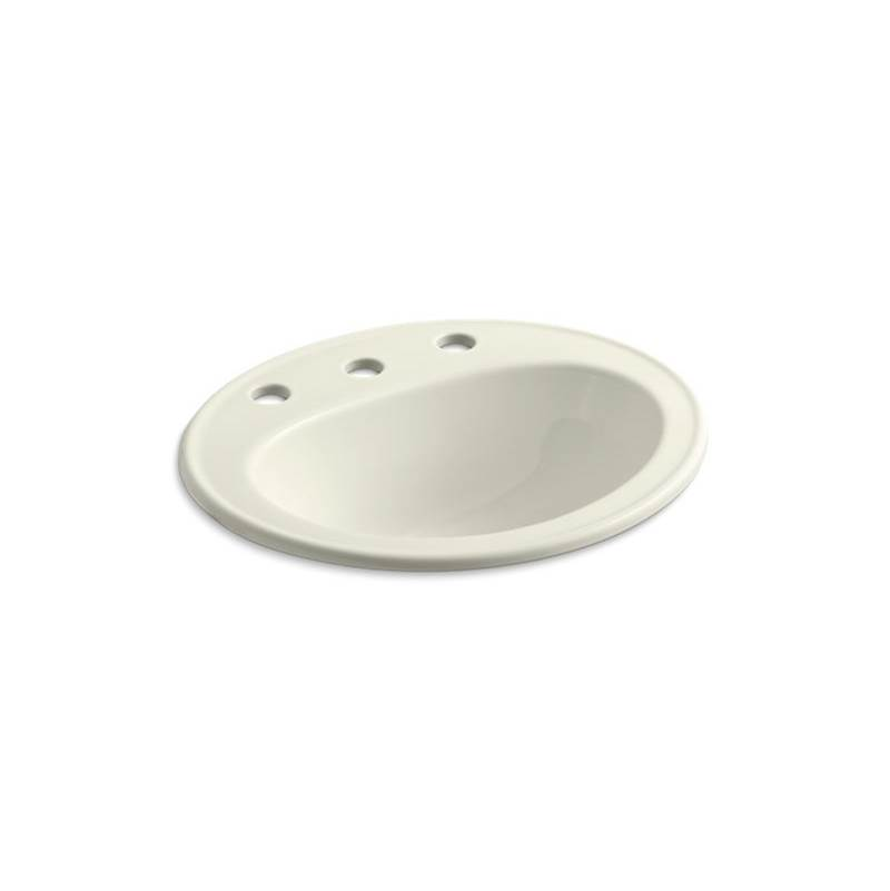 Kohler Drop In Bathroom Sinks item 2196-8-96