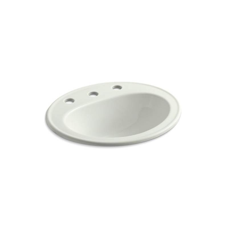Kohler Drop In Bathroom Sinks item 2196-8-NY