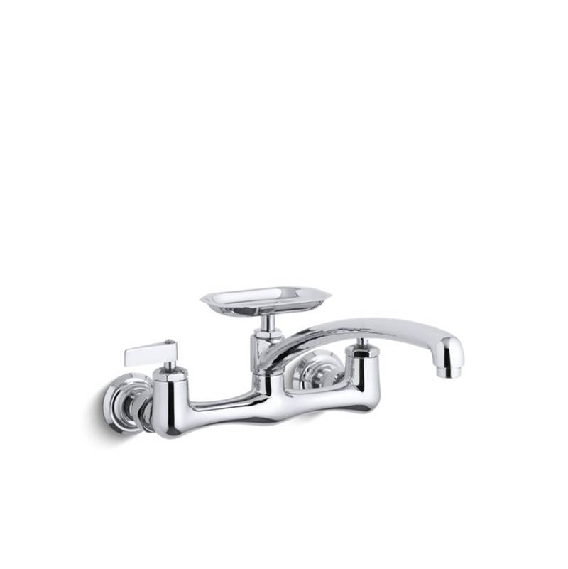 Kohler Wall Mount Laundry Sink Faucets item 7856-4-CP