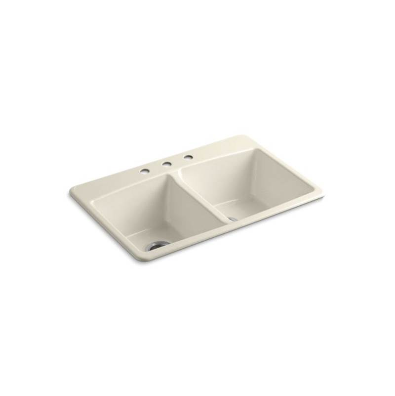 Kohler Drop In Kitchen Sinks item 5846-3-47