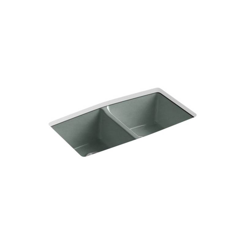 Kohler Undermount Kitchen Sinks item 5846-5U-FT