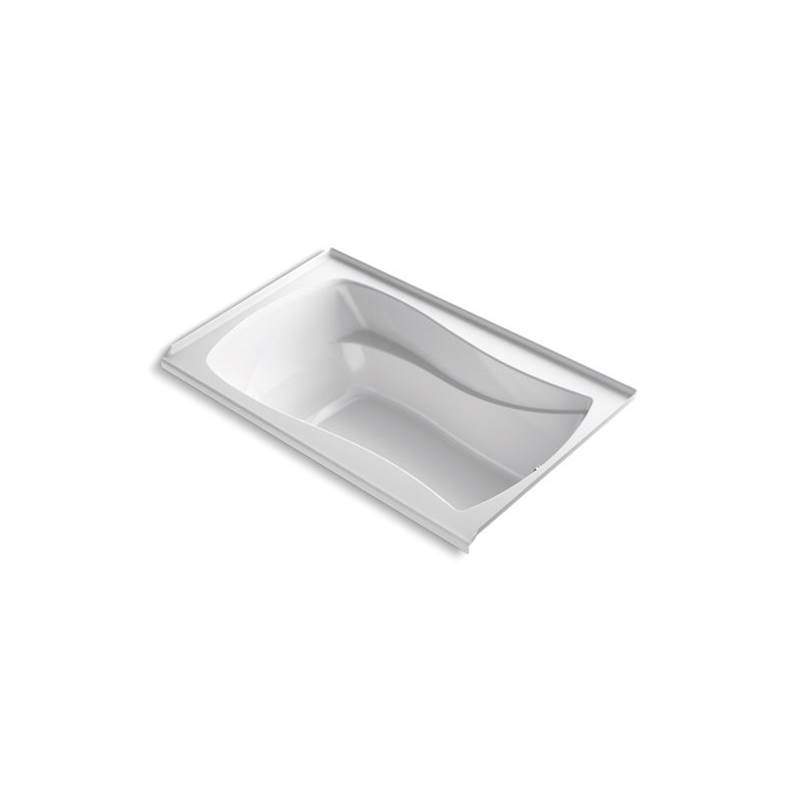 Kohler Three Wall Alcove Soaking Tubs item 1239-VBRW-0