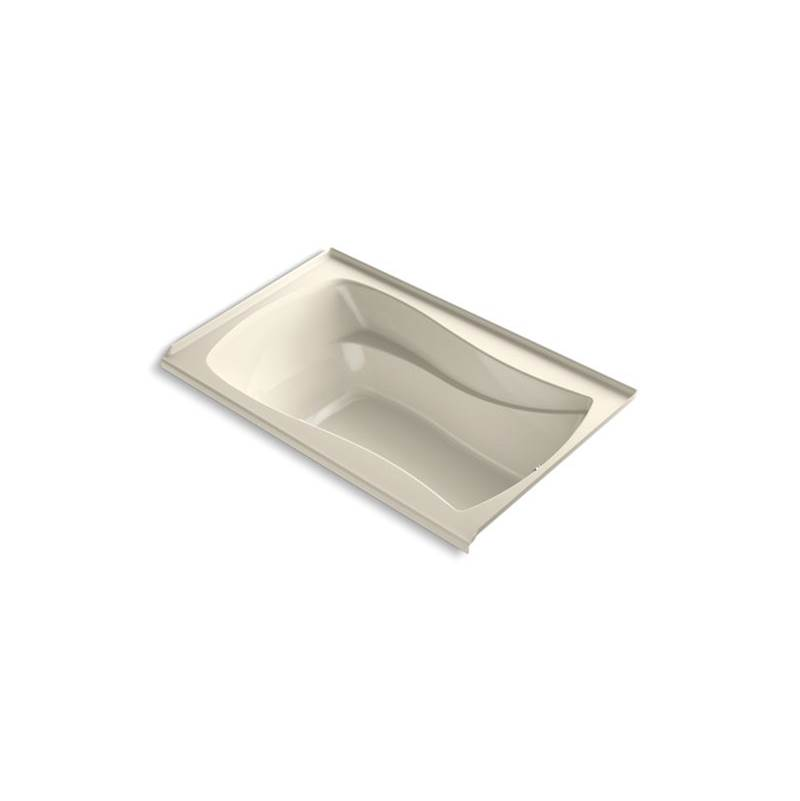 Kohler Three Wall Alcove Soaking Tubs item 1239-VBRW-47