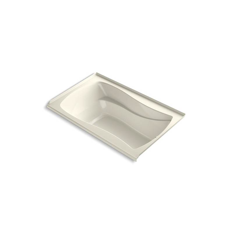 Kohler Three Wall Alcove Soaking Tubs item 1239-VBRW-96