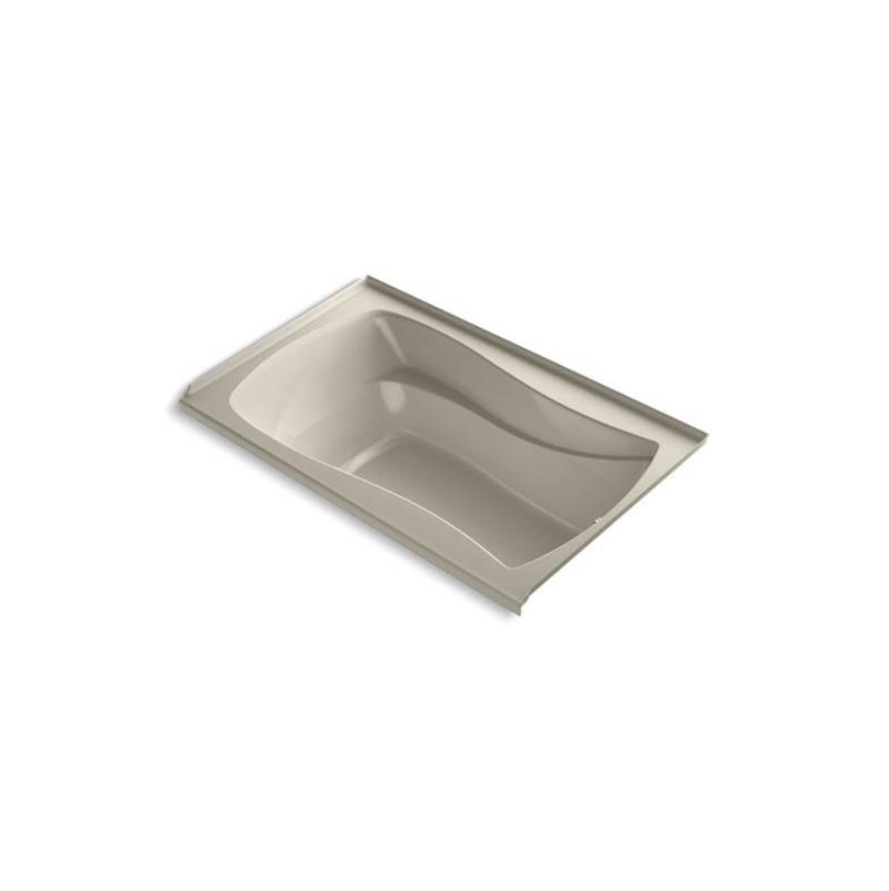 Kohler Three Wall Alcove Soaking Tubs item 1239-VBRW-G9