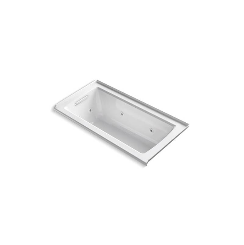 Kohler Three Wall Alcove Whirlpool Bathtubs item 1947-LH-0