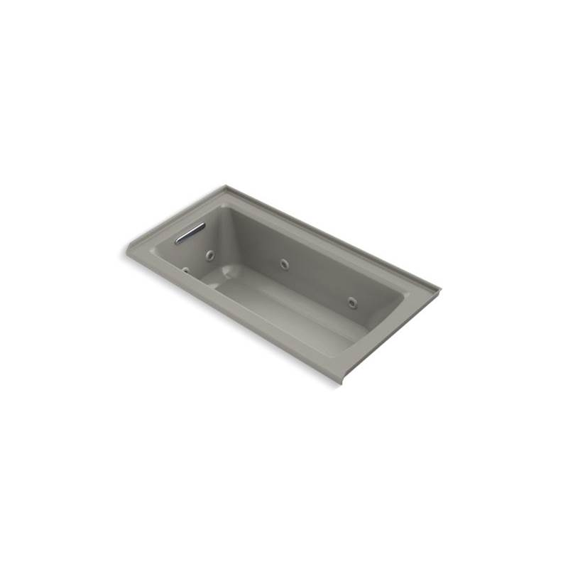 Kohler Three Wall Alcove Whirlpool Bathtubs item 1947-L-K4