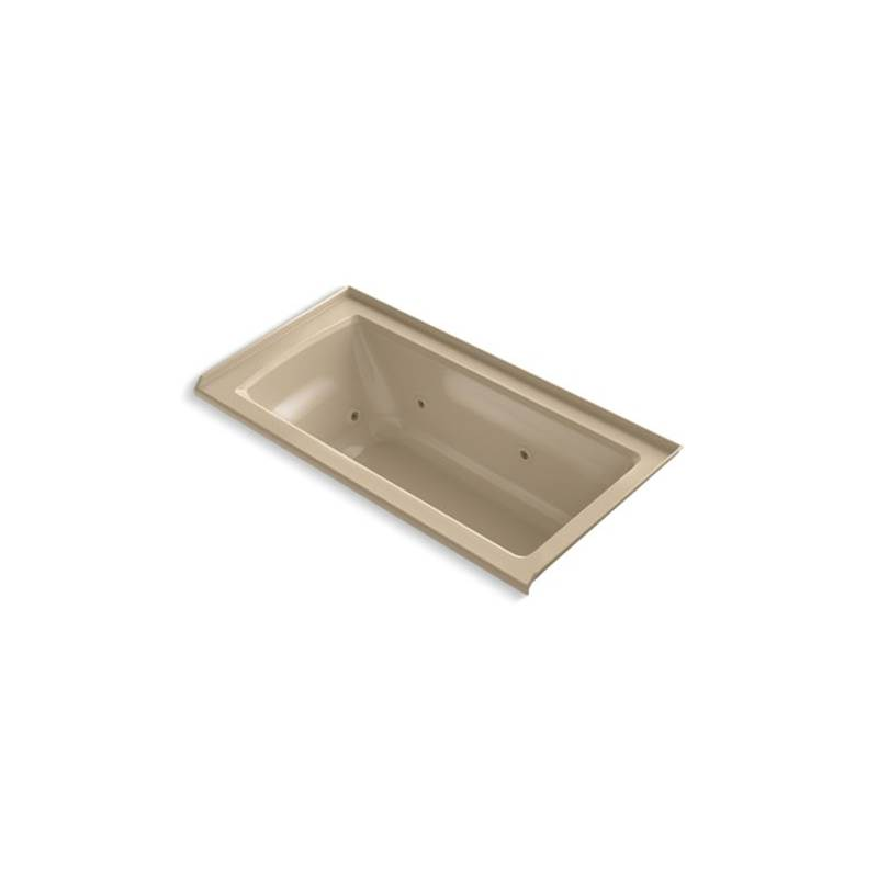 Kohler Three Wall Alcove Whirlpool Bathtubs item 1947-RH-33