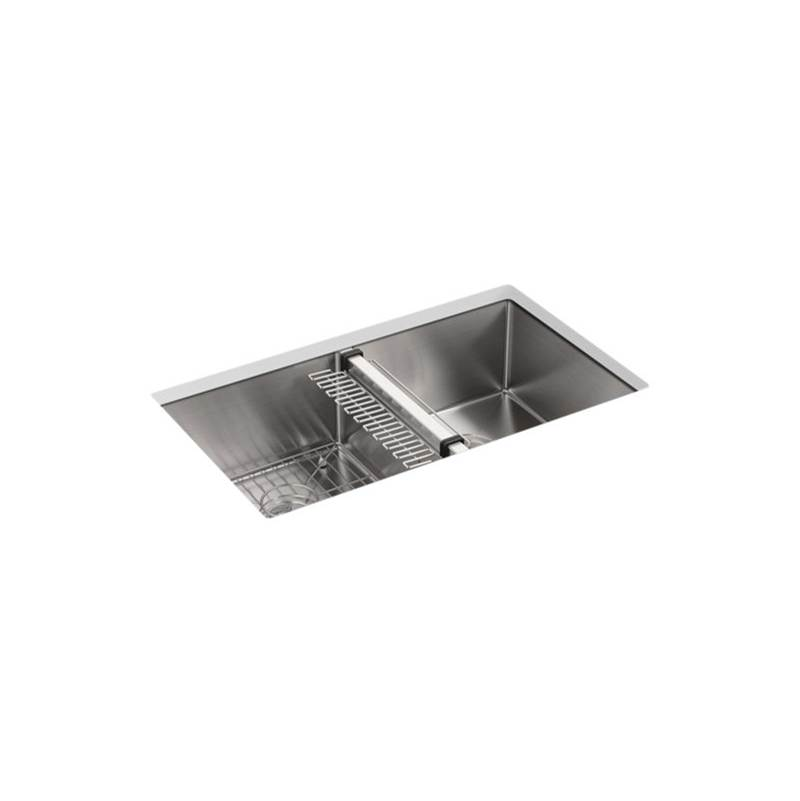 Kohler Undermount Kitchen Sinks item 5281-NA