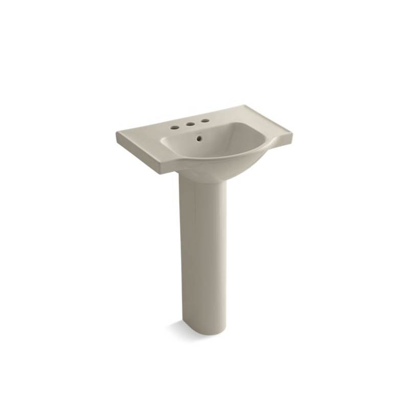 Kohler Complete Pedestal Bathroom Sinks item 5266-4-G9