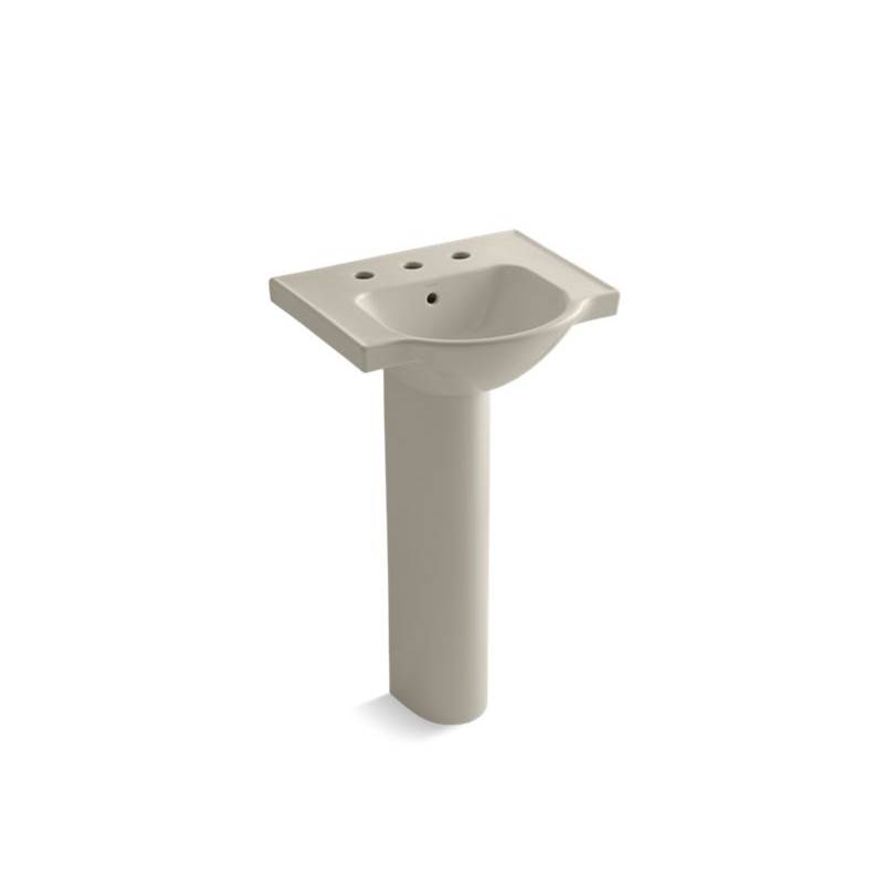 Kohler Complete Pedestal Bathroom Sinks item 5265-8-G9