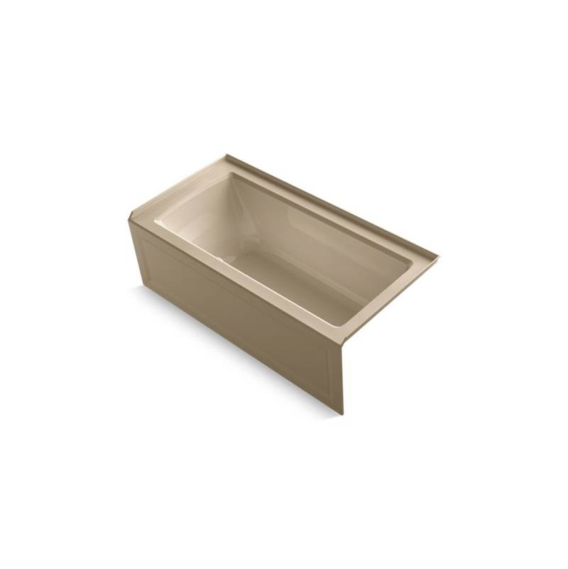 Kohler Three Wall Alcove Air Bathtubs item 1947-GRA-33