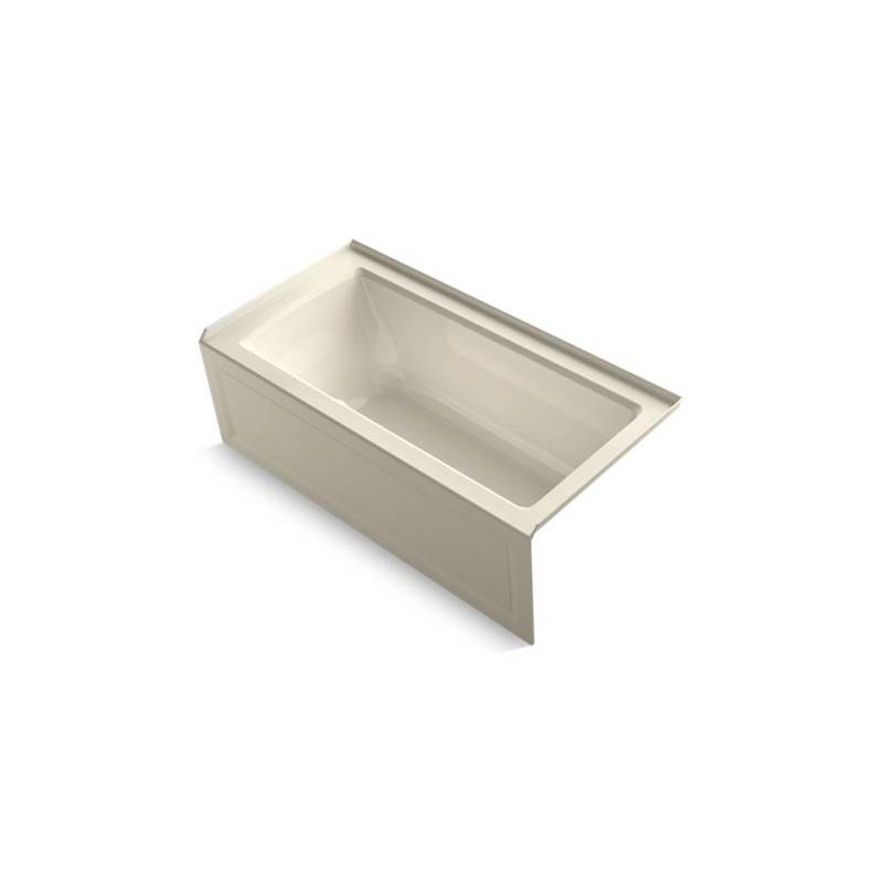 Kohler Three Wall Alcove Air Bathtubs item 1947-GRA-47