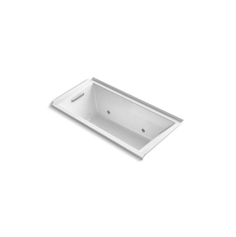 Kohler Three Wall Alcove Air Bathtubs item 1167-GVCLW-0