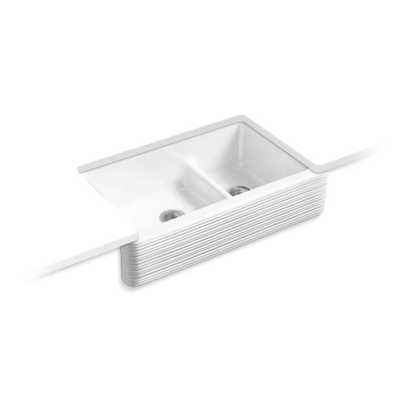 Kohler Undermount Kitchen Sinks item 6349-0