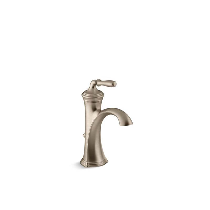 Kohler Single Hole Bathroom Sink Faucets item 193-4-BV