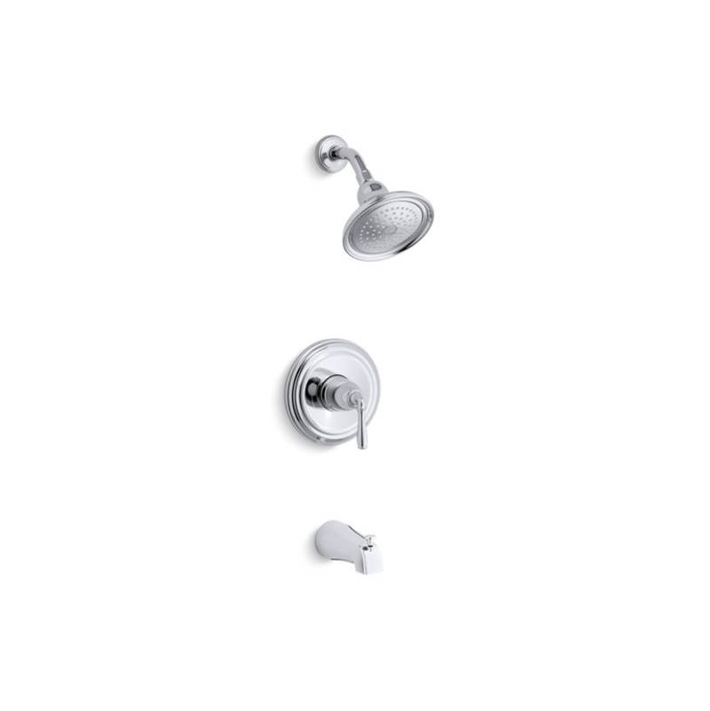 Kohler  Tub And Shower Faucets item TS395-4-CP