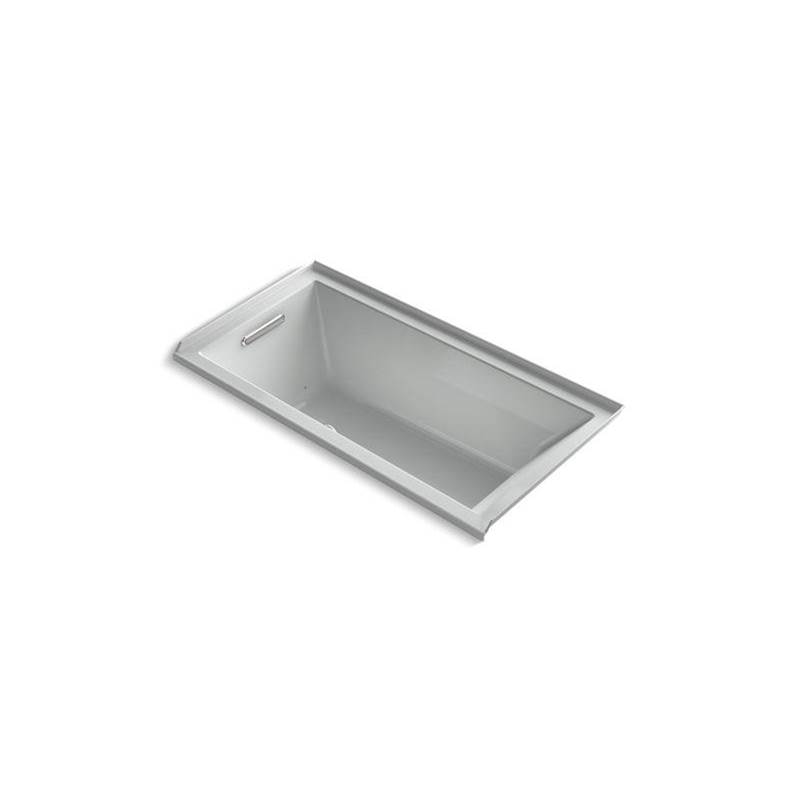 Kohler Three Wall Alcove Air Bathtubs item 1167-GLW-95