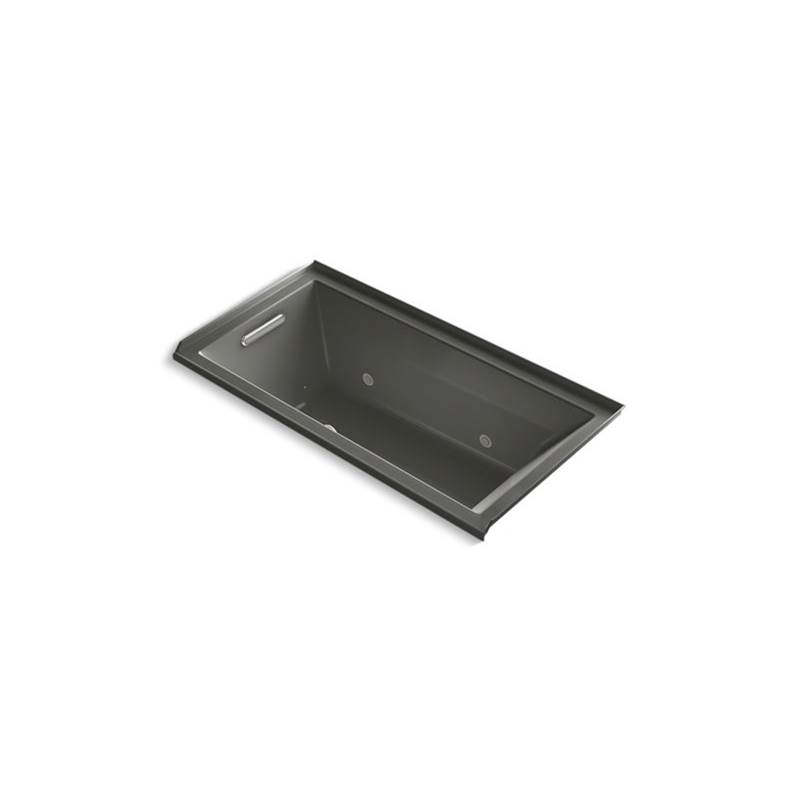 Kohler Three Wall Alcove Air Bathtubs item 1167-GCRRW-58