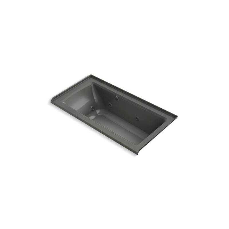 Kohler Three Wall Alcove Whirlpool Bathtubs item 1947-RW-58