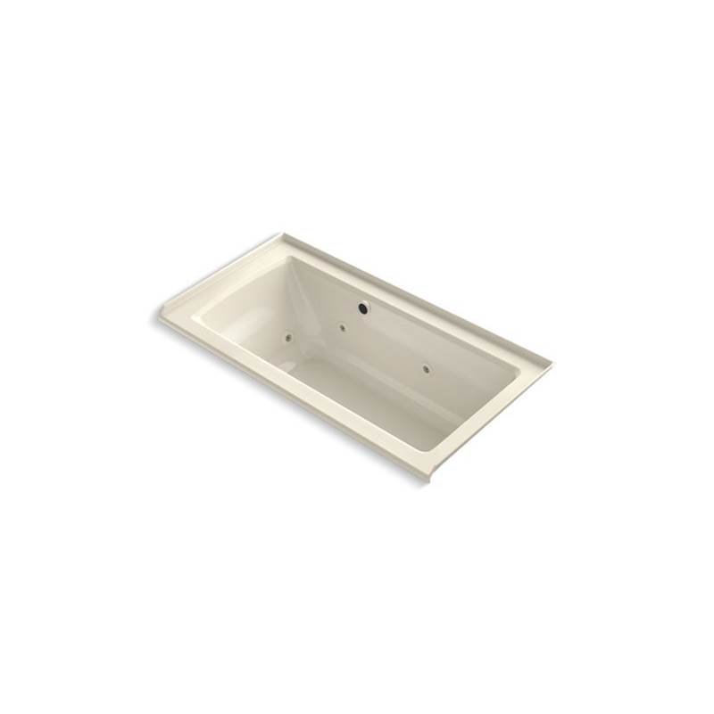 Kohler Three Wall Alcove Whirlpool Bathtubs item 1947-RW-47