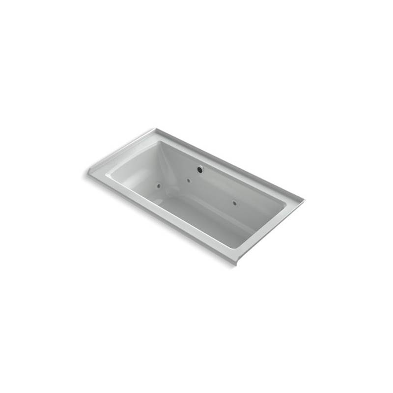 Kohler Three Wall Alcove Whirlpool Bathtubs item 1947-RW-95