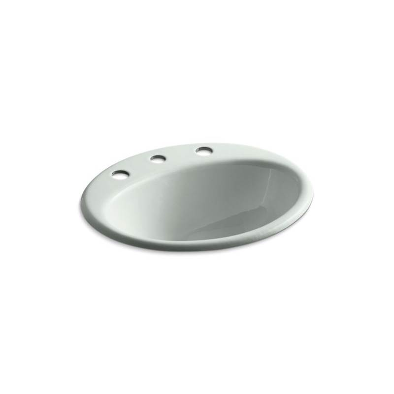 Kohler Drop In Bathroom Sinks item 2905-8-FF